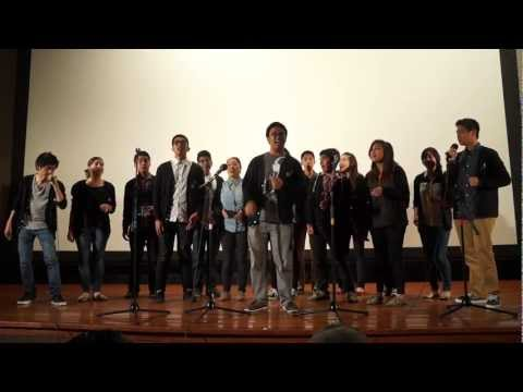 Uniting Voices - I Believe I Can Fly - PASS Talent Show 2013