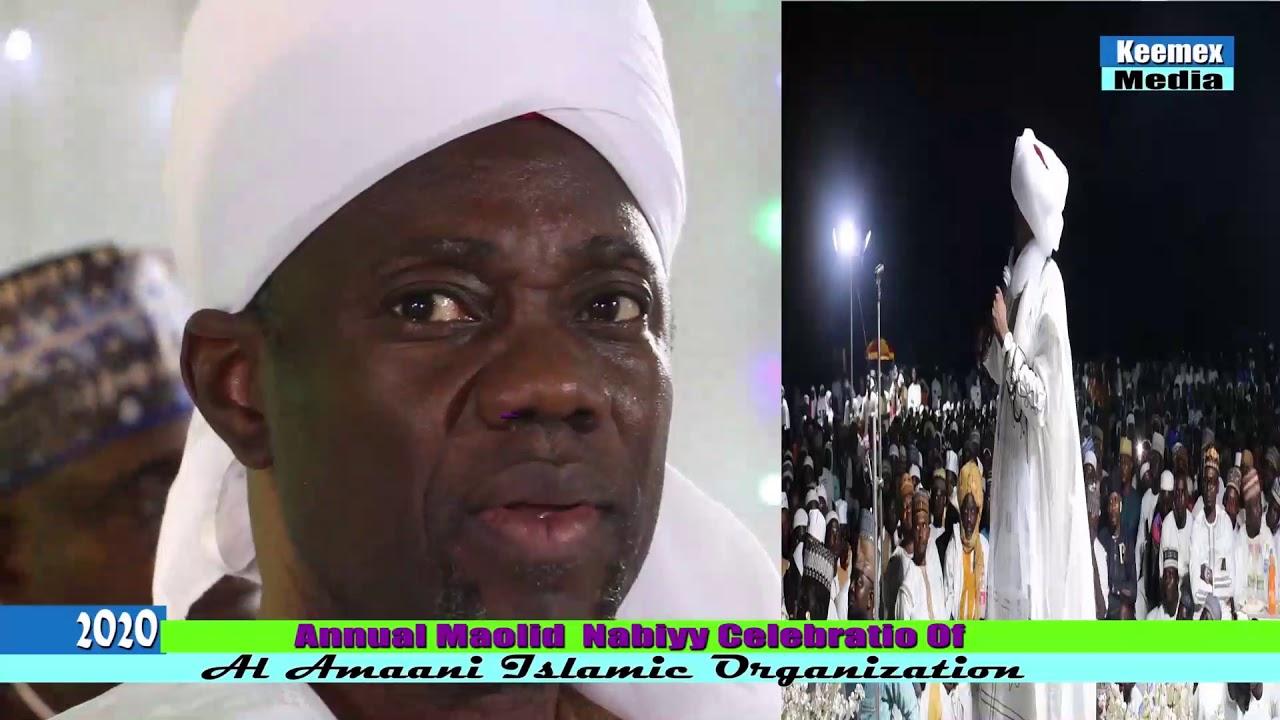 Download 2020 Moulid Nabiy Of Sheik (Dr.) Suleiman Faruq Onikijipa short lecture by Sheik Soibul Quran