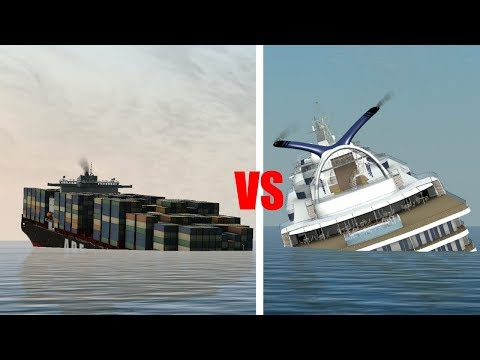 Orient Star Vs Vermaas | Ship Simulator Extremes