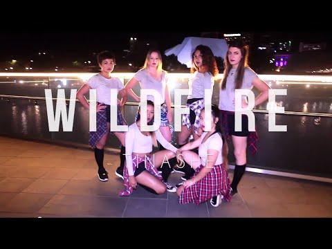 Wildfire - TINASHE | TEKTONIX CREW