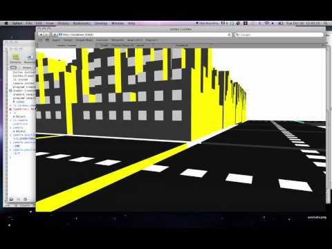 HTML5 (WebGL) chunk-based (infinite worlds) 3D game engine
