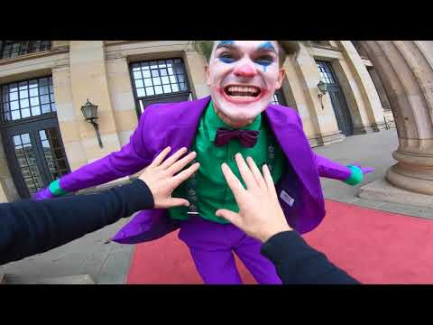 JOKER Parkour POV Chase In Real Life