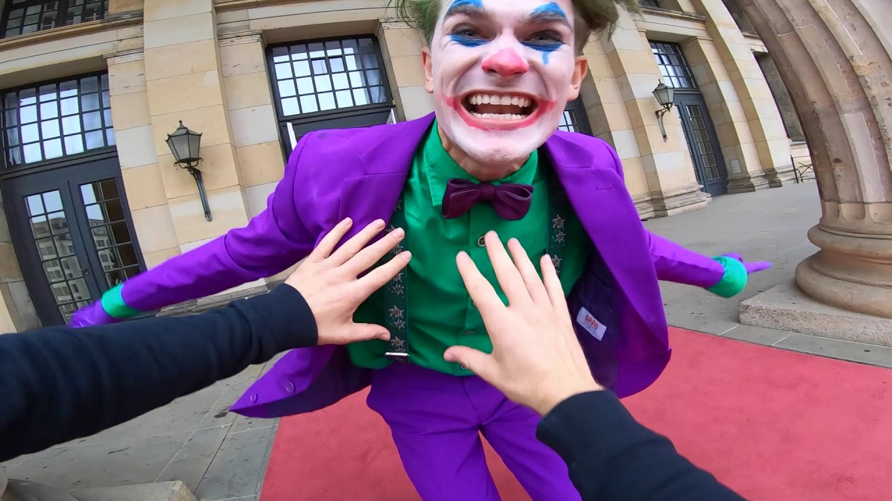 Download JOKER Parkour POV Chase in Real Life