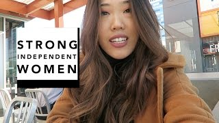 MAKING MONEY AS STRONG INDEPENDENT WOMEN | vlog