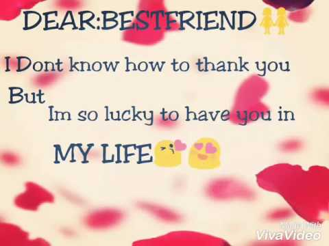 (HAPPY NATIONAL bestfriends DAY) - YouTube