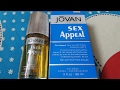 Jovan Sex Appeal For Men (EDC) Cologne review (1975)