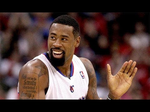 DeAndre Jordan's Top 10 Dunks Of His Career