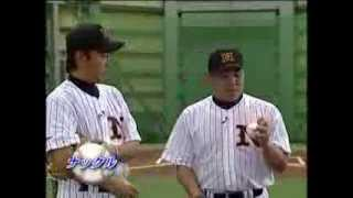 変化球の投げ方 ナックル編です。 野球をやっている方は参考にどうぞ。