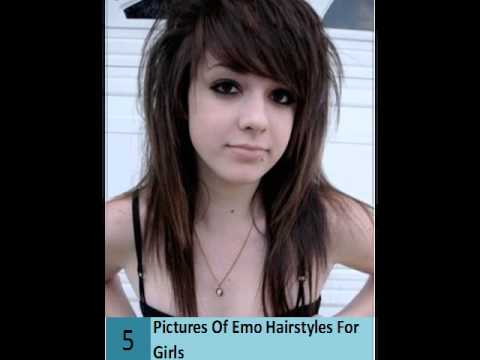 Emo Hairstyles For Girls Photos