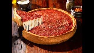 ГОТОВИМ ПИЦЦУ ПО-ЧИКАГСКИ | Deep Dish Pizza