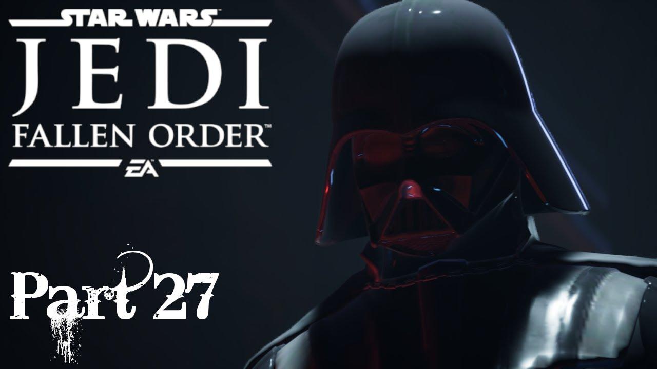 DARTH VADER - Star Wars: Jedi Fallen Order - Part 27