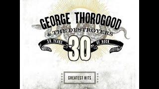 Скачать George Thorogood The Destroyers I Drink Alone Lyrics On Screen