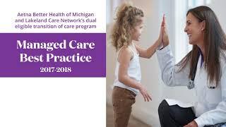Aetna Medicaid Innovations--Population Health Management Program