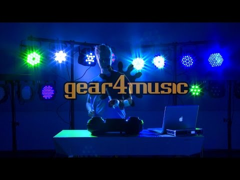 Gear4music Stage Lighting and Effects (Performance)