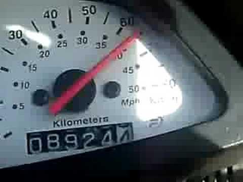 MH Motorhispania RYZ at 100 km/h