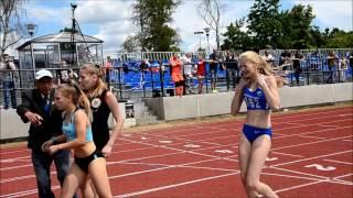 11.06.2016 Lekkoatletyczne Mistrzostwa Dolnego Śląska Młodzików w Oleśnicy
