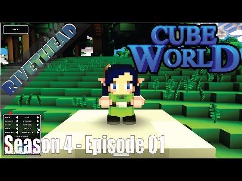 """Cube World -Season 4 - E01 """"Meet Jane the Ranger"""""""