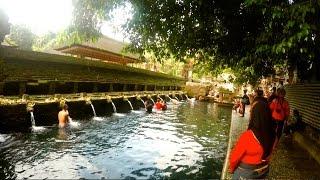 Australien VLOG #29 Bali Adventure Teil 2 - Die heilige Quelle!