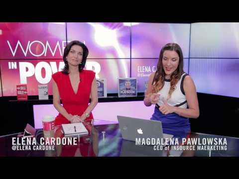 Women and Success: Elena Cardone & Madgalena Pawlowska