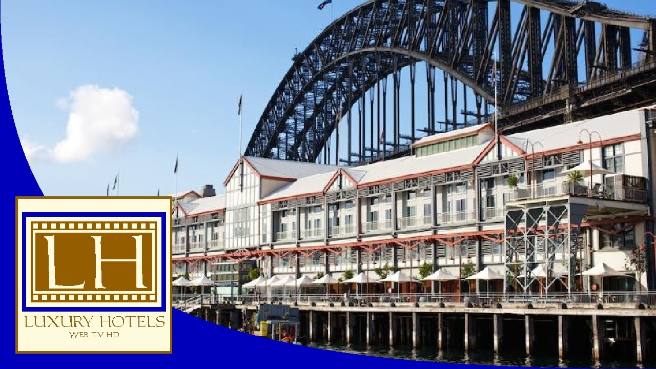 Luxury Hotels Pier One Sydney Harbour Sydney Youtube