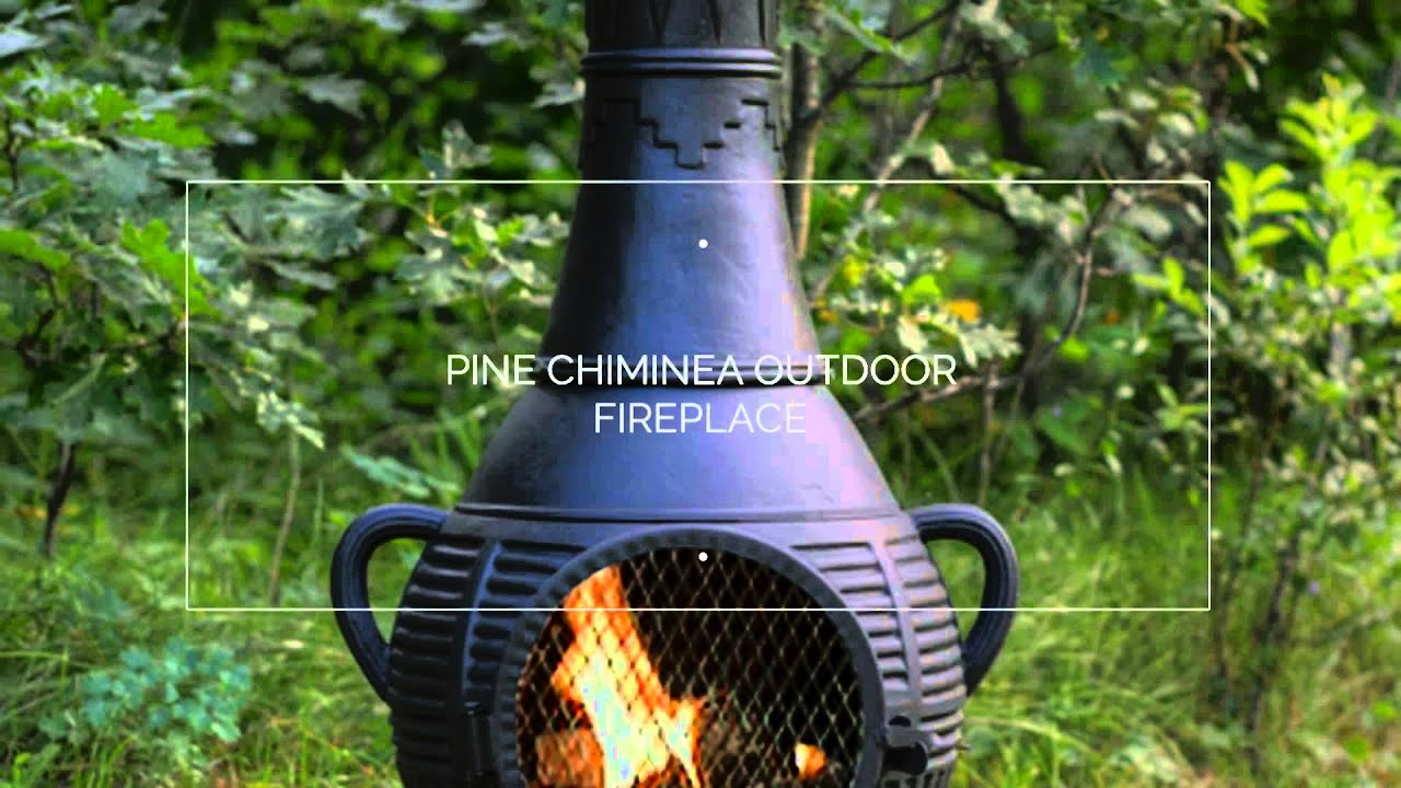 chiminea fireplaces from outdoor art pros youtube