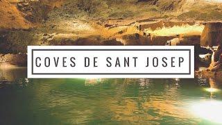 Что посмотреть рядом с Валенсией | Пещеры Сан Хосе | #5