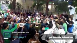 مصر العربية | مسيرة للصوفية بقنا احتفالاً بالمولد النبوي