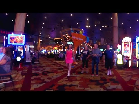 Exploring Las Vegas: Tour of a Casino on the Strip
