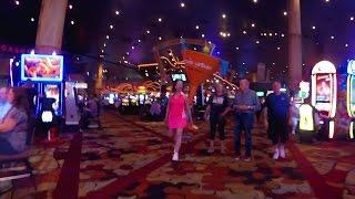 LAS VEGAS UNEDITED: Tour of a Casino on the Main Strip
