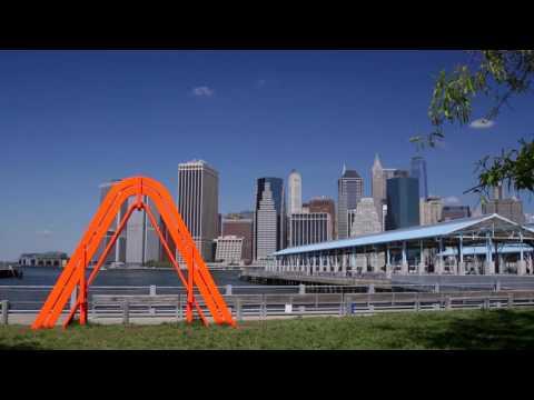 Public Art Fund - Jeppe Hein - Please Touch The Art