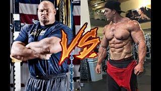 World's Strongest Man Challenges Brad Castleberry