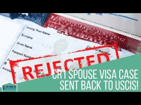 US Spouse Visa Rejected   – The best Gastronomy
