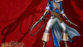 Serio's Castlevania fighter: Richter nightmare survival.