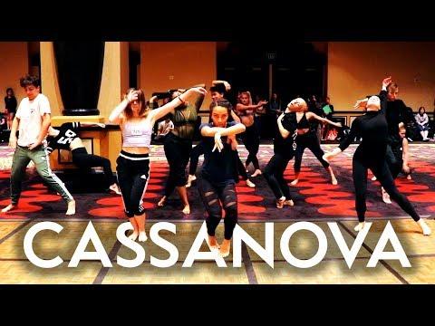 Casanova - Allie X feat Verite | Radix Dance Fix Season 2 | Brian Friedman Choreography