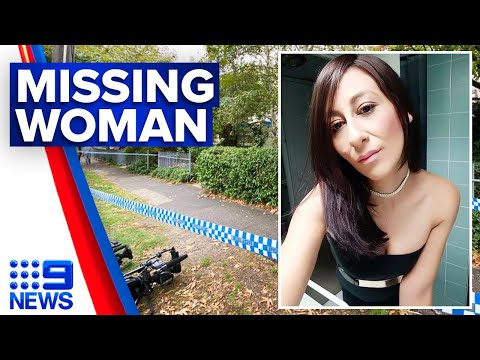 Man arrested over disappearance of Melbourne woman | 9 News Australia