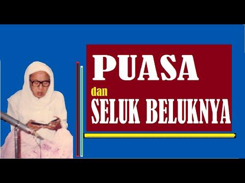 ABI K08 Video PUASA & SELUK BELUKNYA  ASTRA RMDN