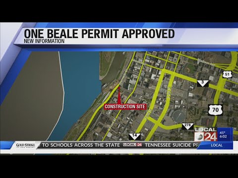 One Beale Construction To Begin In Weeks In Downtown Memphis