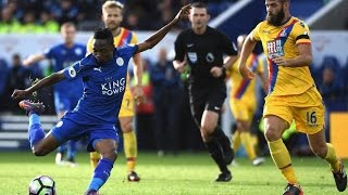 leicester city 3 1 crystal palace all goals highlights 22 10 16 epl 16 17