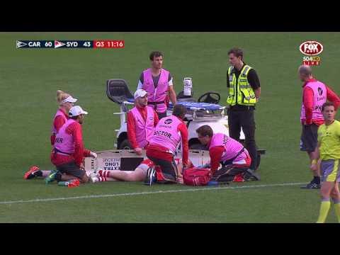 Highlights: Carlton v Sydney Swans