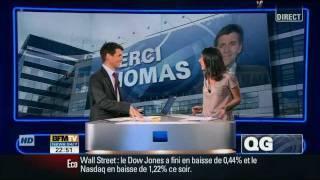 Après 6 ans d'antenne, Thomas Sotto quitte BFMTV pour M6