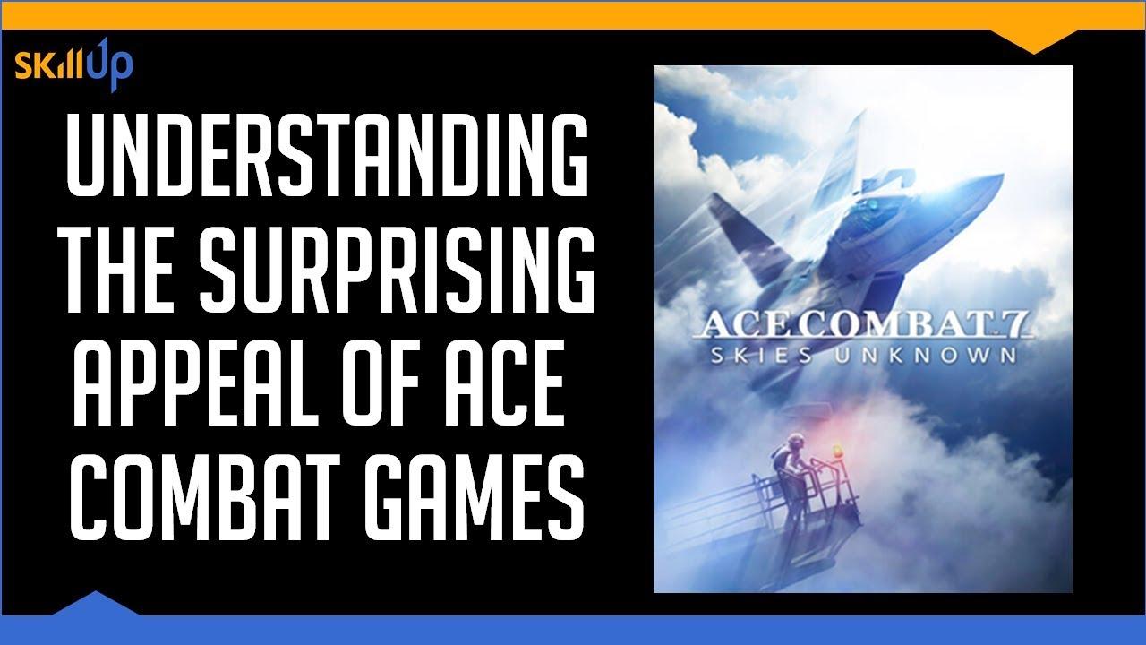 Ace Combat 7: Skies Unknown - Una breve análisis (2019) + vídeo
