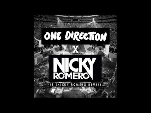 One Direction - 18 (Nicky Romero Remix)(HD Audio)