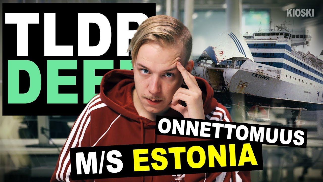 M/S Estonia - TLDRDEEP