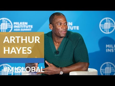 A Conversation with Arthur Hayes | Milken Institute