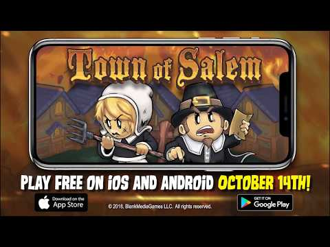 Town Of Salem - IOS And Android Launch Trailer