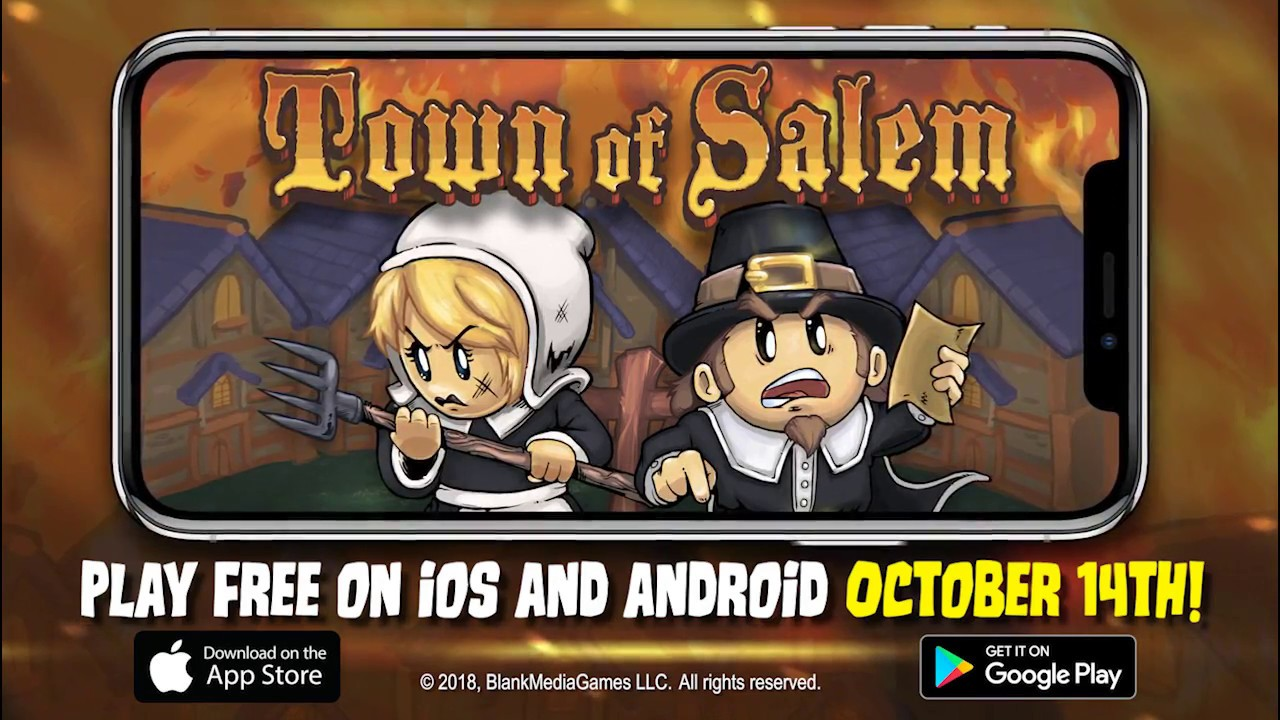 Town of Salem - Mobile, Steam, Localization by ...