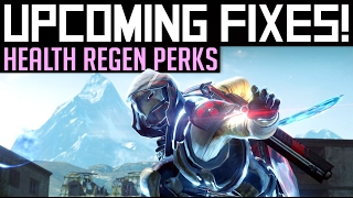 Destiny | HEALTH REGENERATION FIX! - Bungie Confirm More Changes Coming Soon! (Update 2.5.0.2 Fixes)