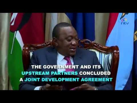 Kenya to be an oil exporting country by June 2017