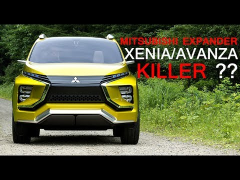 XENIA/AVANZA Killer ??? Mitsubishi Expander In Detail