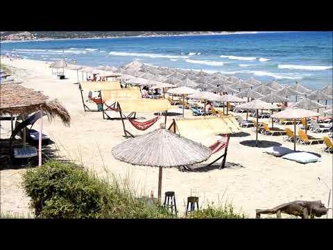 Ark Beach Sithonia! O Plaja Frumoasa Langa Sarti!